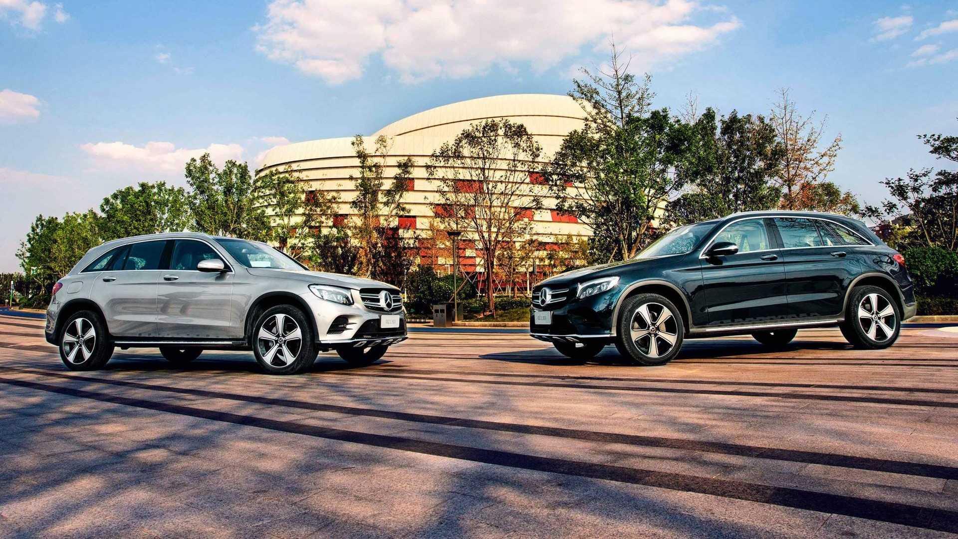 Khám phá Mercedes-Benz GLC L – Chiếc SUV dành riêng cho người Trung Quốc - ảnh 1
