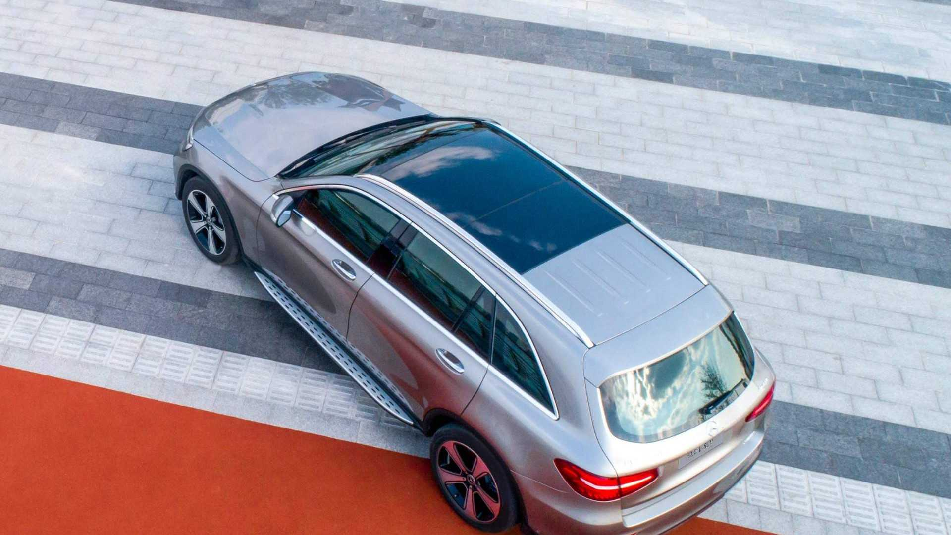 Khám phá Mercedes-Benz GLC L – Chiếc SUV dành riêng cho người Trung Quốc - ảnh 8