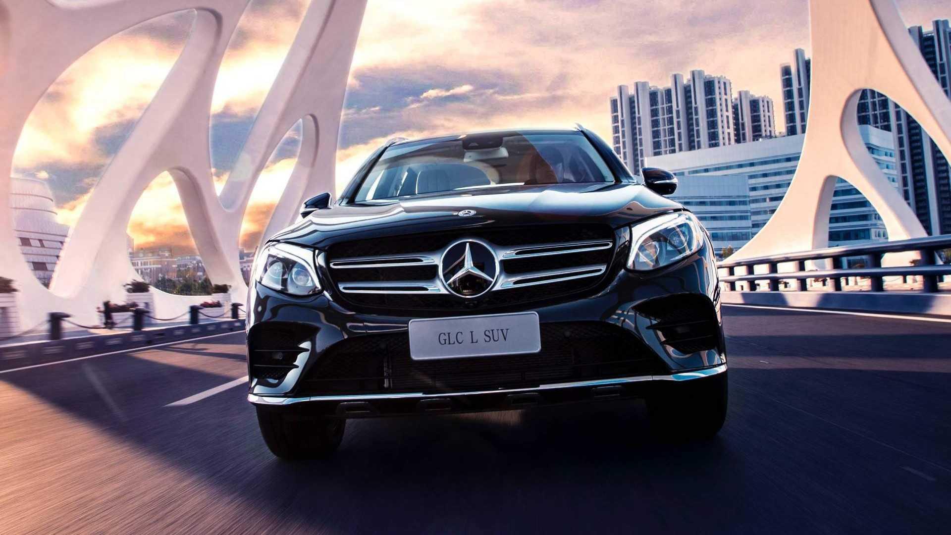 Khám phá Mercedes-Benz GLC L – Chiếc SUV dành riêng cho người Trung Quốc - ảnh 3