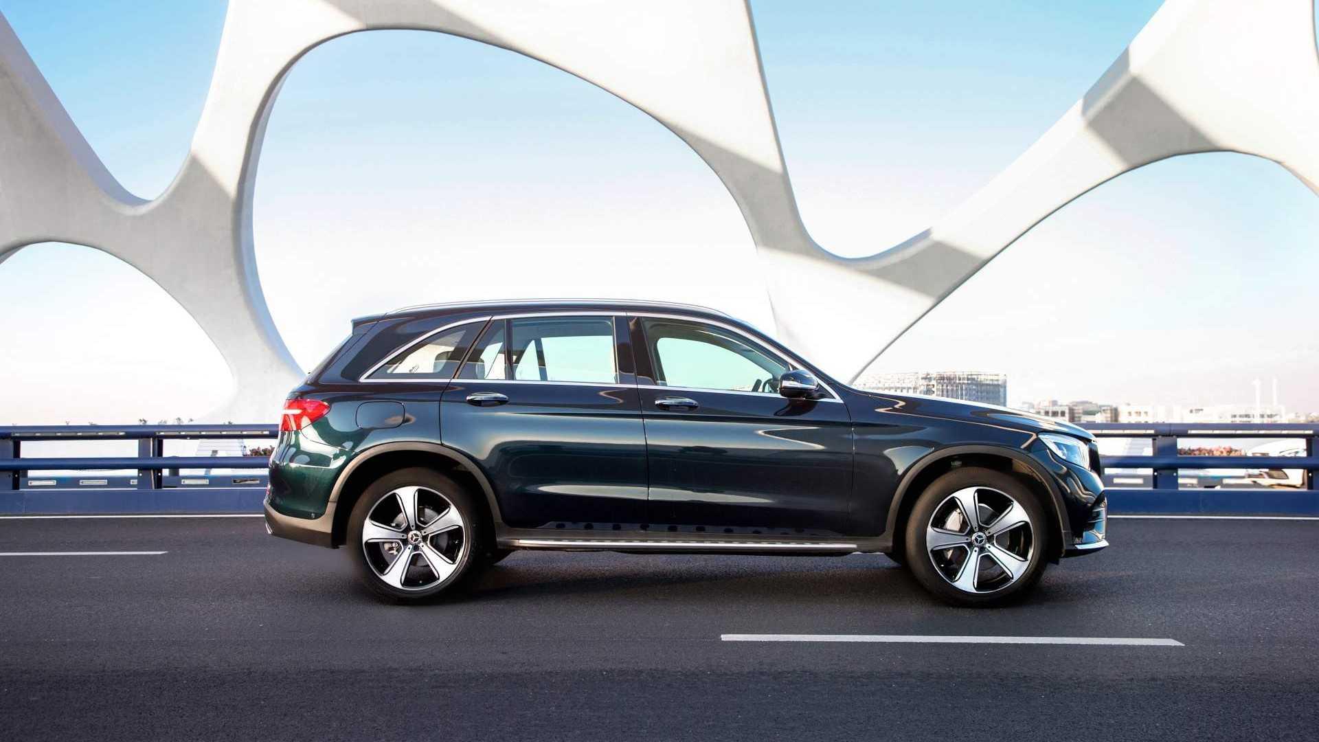 Khám phá Mercedes-Benz GLC L – Chiếc SUV dành riêng cho người Trung Quốc - ảnh 4