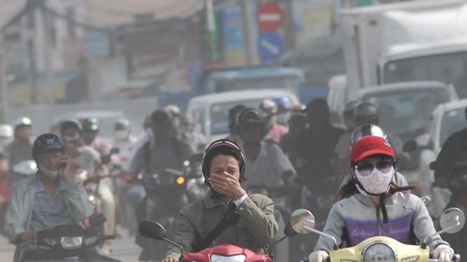 TP.Hồ Chí Minh, đề xuất, kiểm soát khí thải, xe máy