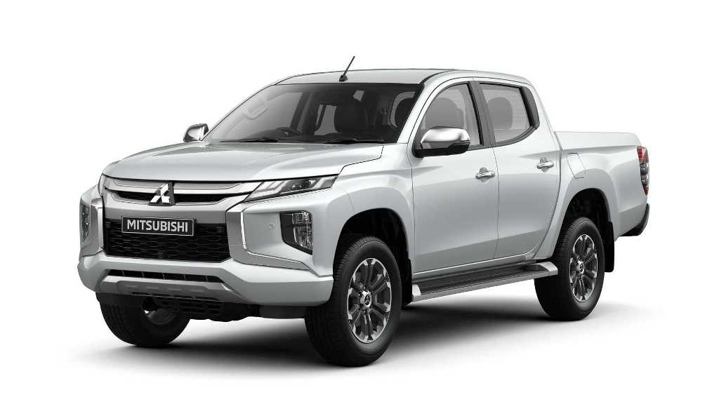 Bán tải Mitsubishi Triton hoàn toàn mới xuất hiện – thiết kế hoàn toàn mới