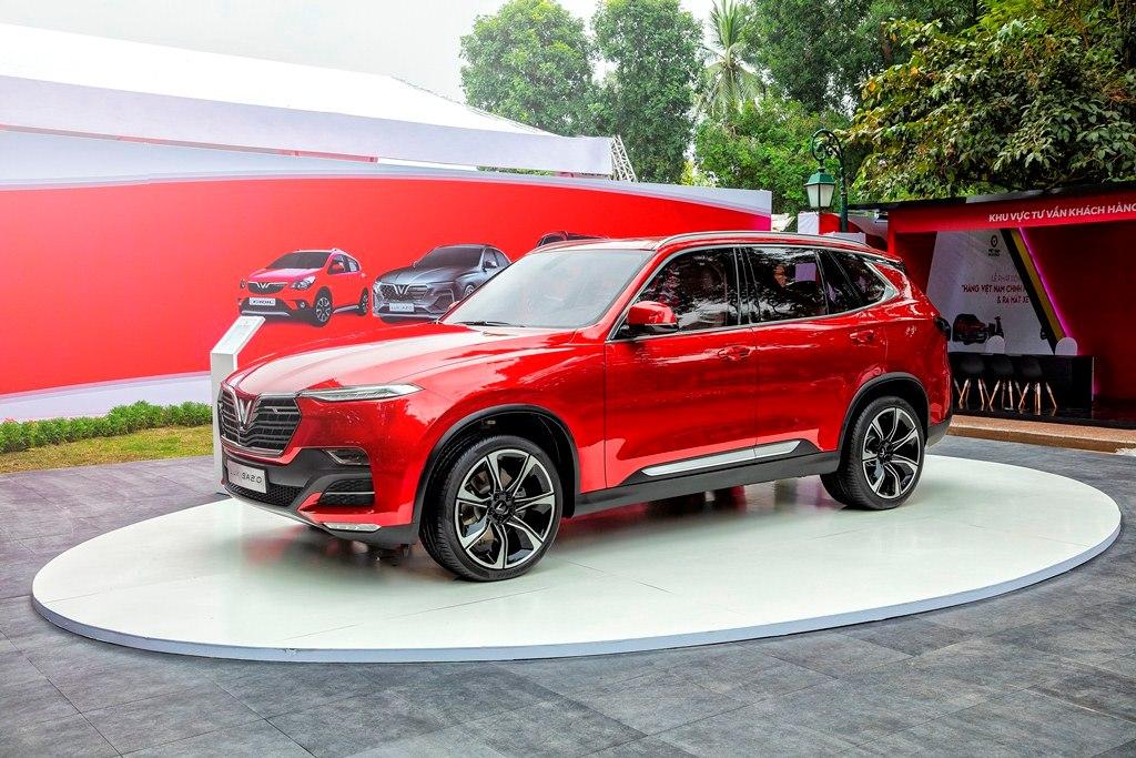 Xe Vinfast: Sedan giá 800 triệu đồng, SUV giá 1,136 tỷ đồng, xe giá rẻ 336 triệu đồng