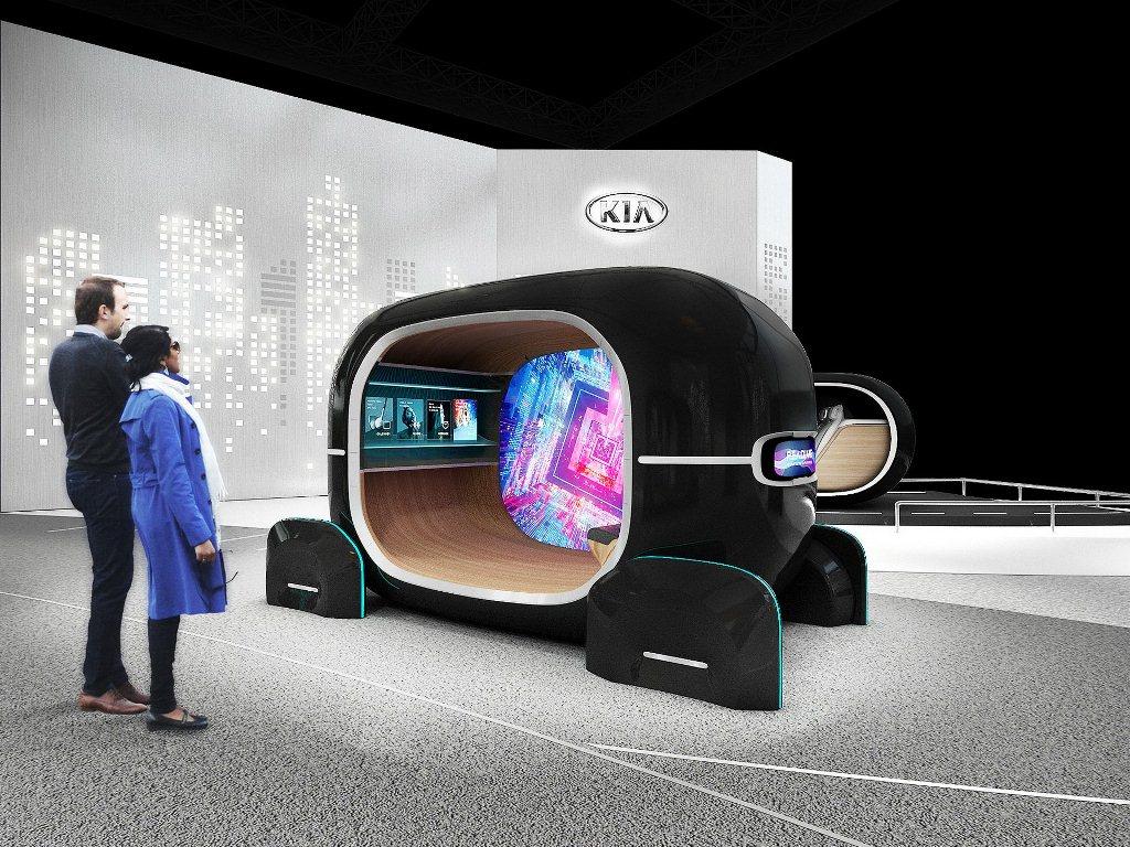 Kia sắp trình làng công nghệ nhận diện cảm xúc của tài xế