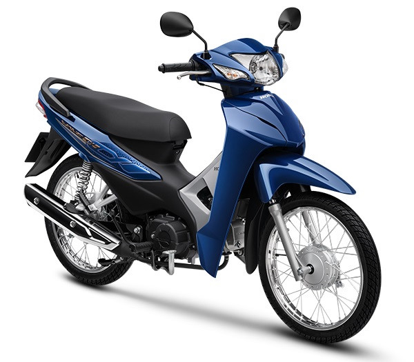 Honda Wave Alpha 110cc Thêm Màu Xanh đậm Giá Bán Không đổi
