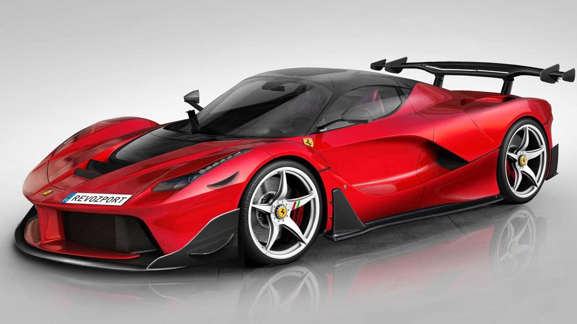 Siêu phẩm Ferrari LaFerrari 'lên thần' bằng gói nâng cấp mới - CafeAuto.Vn