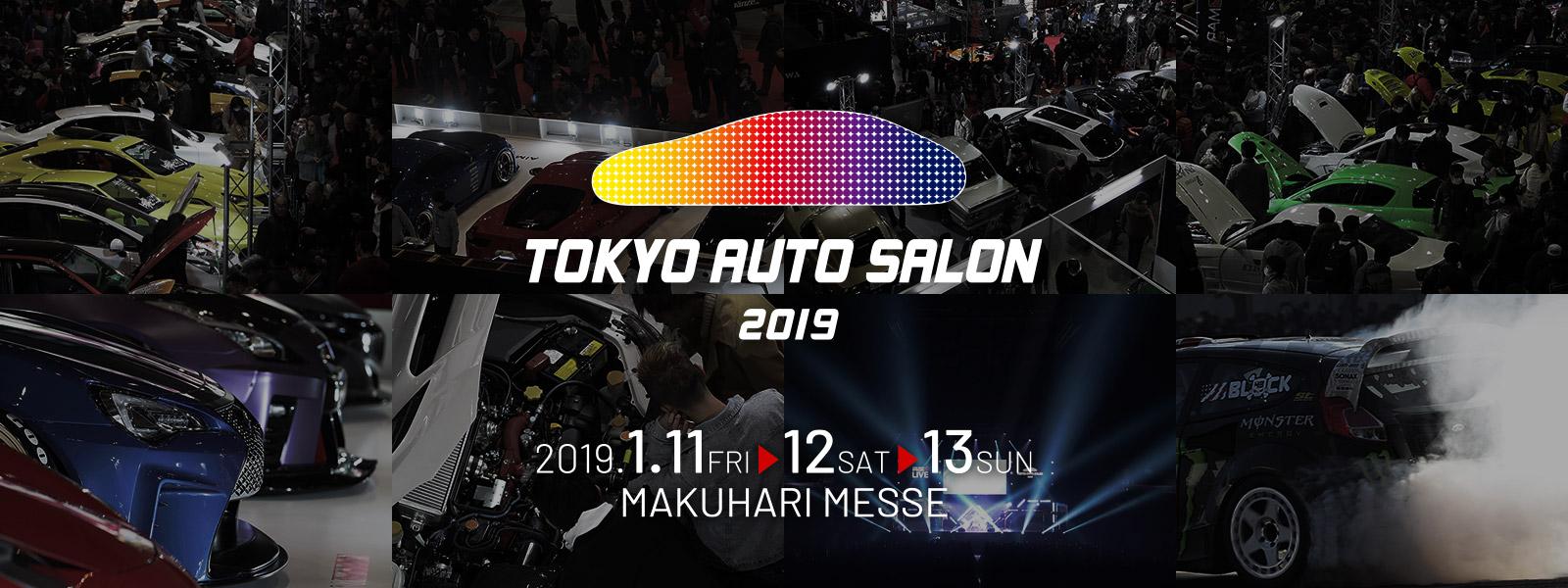 trien-lam-tokyo-auto-salon-2019