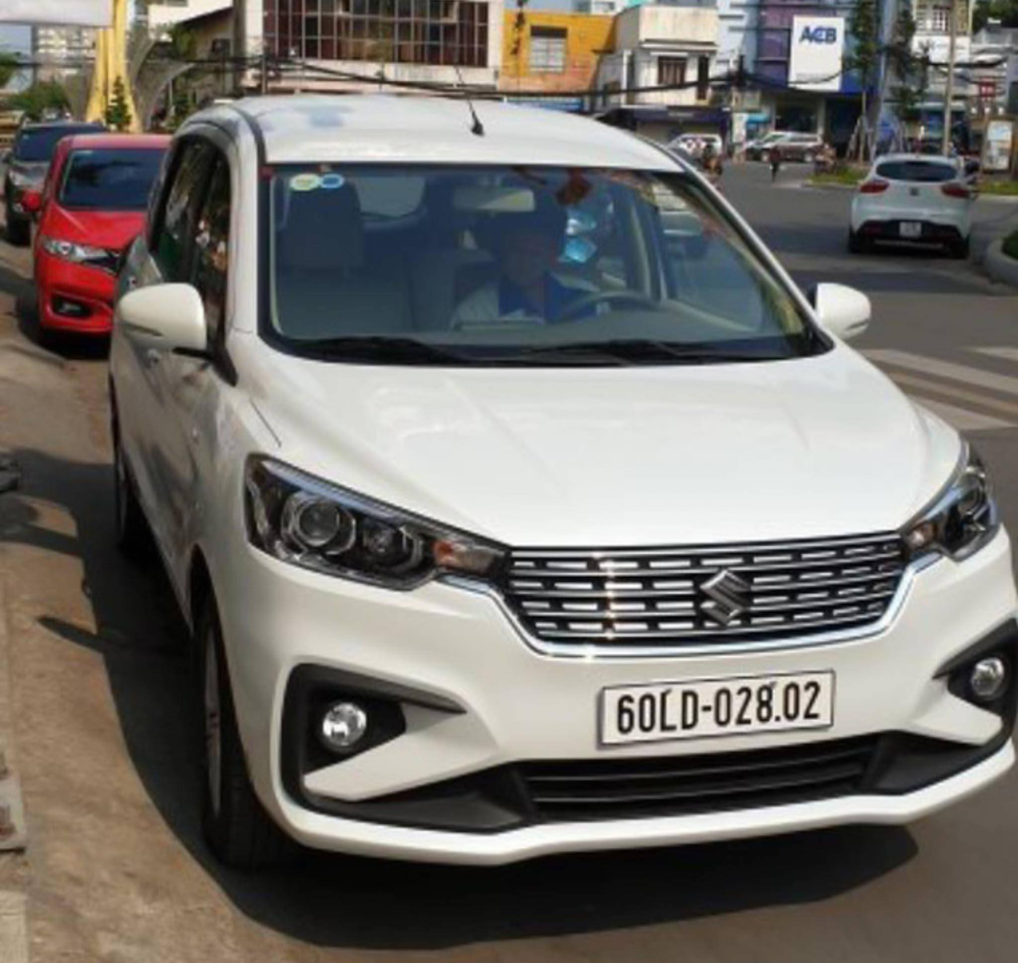 Suzuki Ertiga 2019 Cập Bến Thị Trường Việt Gia Chưa đến 500