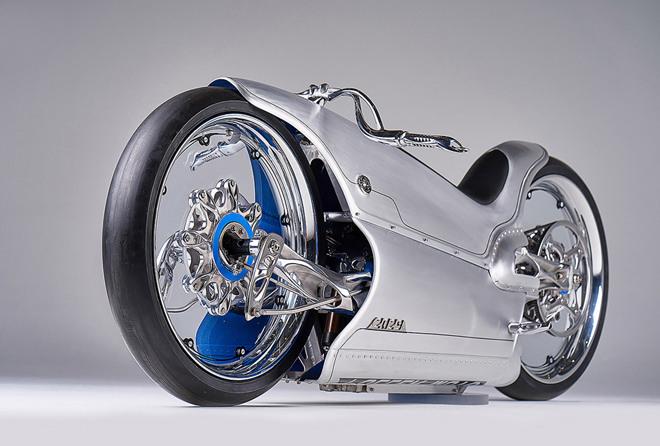 Ngắm chiếc xe điện phong cách nhất mọi thời đại