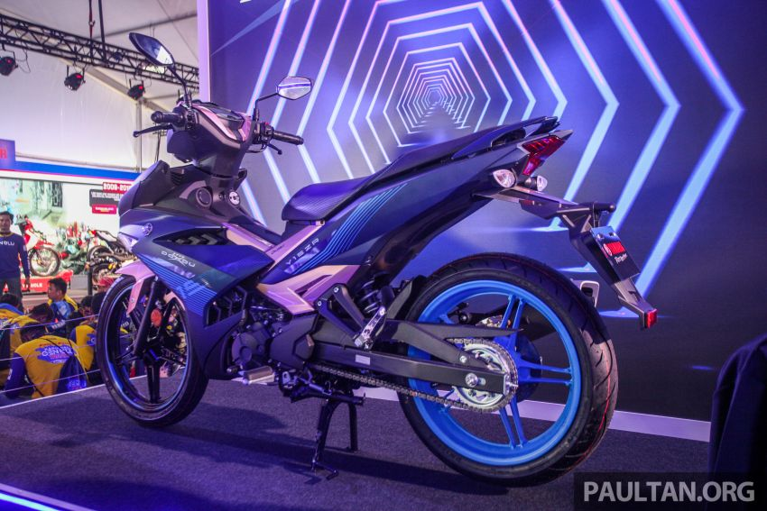 Yamaha giới thiệu các phiên bản Doxou cho Y15ZR và NVX155 2019
