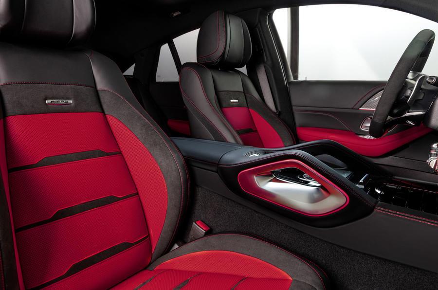 GLE Coupe phiên bản thiết kế lại chính thức lộ diện