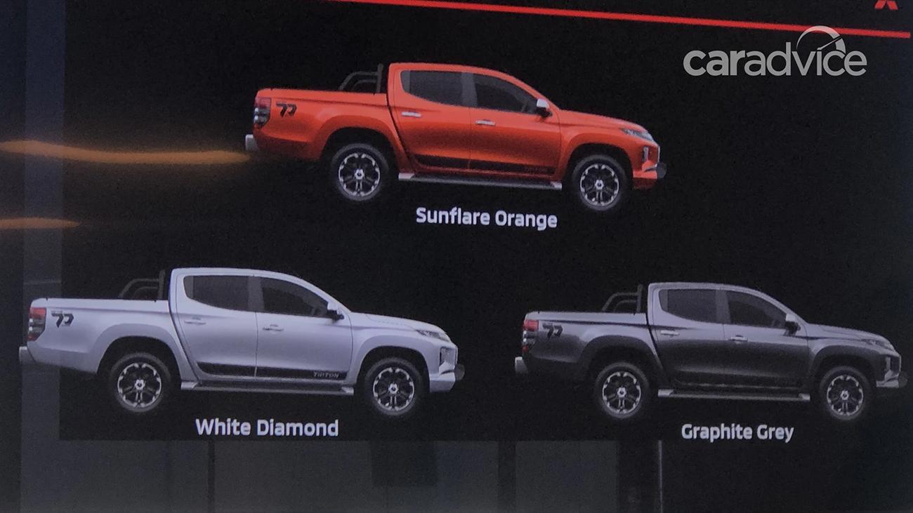 Mitsubishi Triton ra mắt phiên bản Toby giá bán lên đến 1,17 tỷ đồng