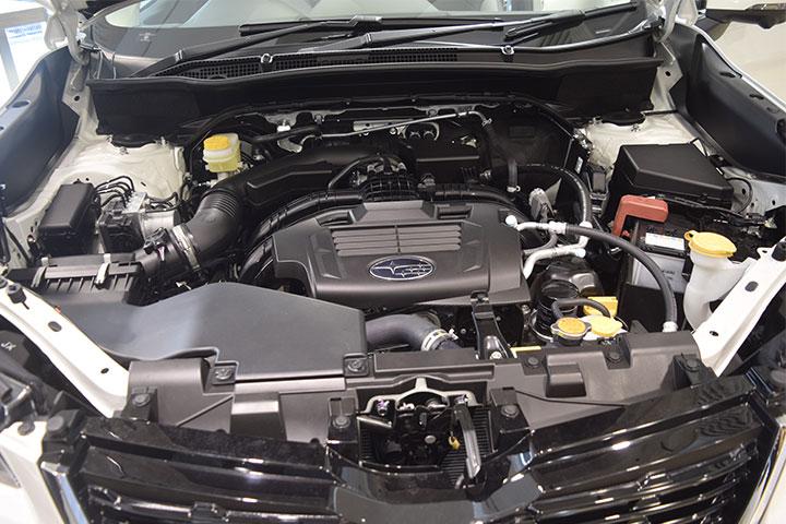 Subaru Forester GT Edition Subaru Bình Dương