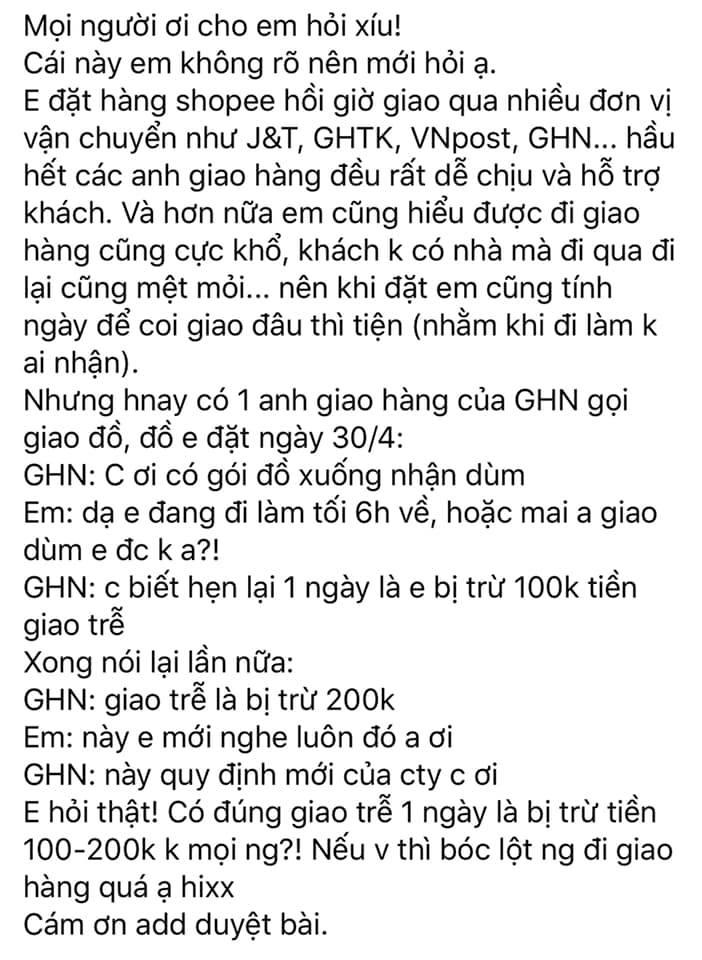 khach-doi-gio-nhan-hang-shipper-mat-ngay-tram-bac-tien-phat