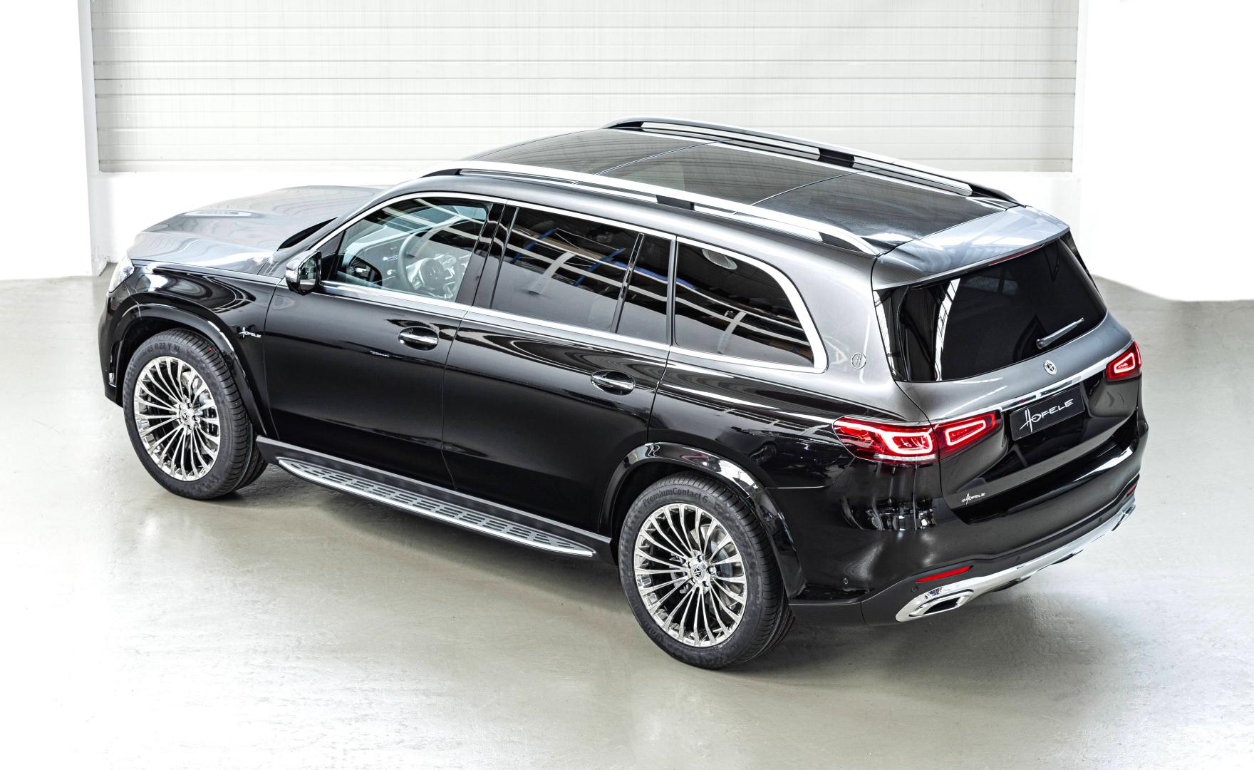 Ultimate HGLS bản độ không giới hạn của Mercedes-Benz GLS