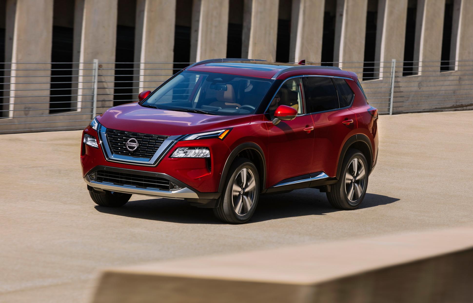 Nissan X-Trail 2020 ra mắt, sang xịn, ngày về Việt Nam còn xa - CafeAuto.Vn