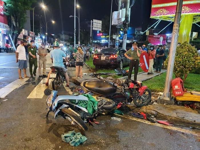 Chị em lái xe đạp nhầm chân ga gây tai nạn, đáng chỉ trích hay cần giúp đỡ?
