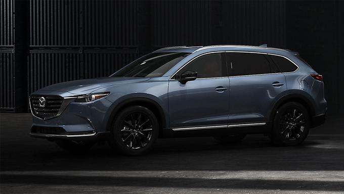 Mazda CX-9 2021 tinh chỉnh nhẹ, giá từ 34.000 USD