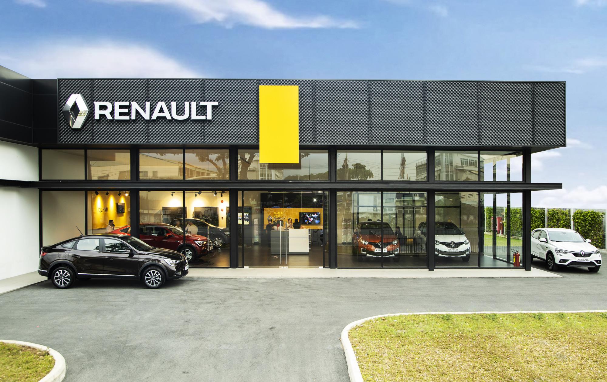 Renault về chung nhà với Lamborghini, Aston Martin, kỳ vọng thoát ế tại Việt Nam