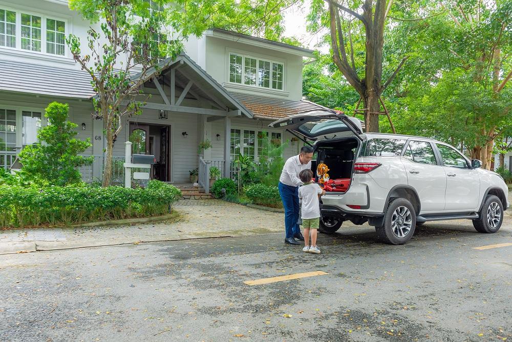 Toyota Fortuner 2020: Mẫu SUV 7 chỗ phù hợp cho gia đình Việt