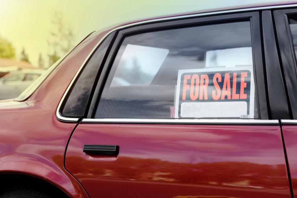 Cách bán lại xe cũ giá cao