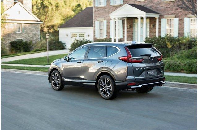 So sánh Honda CRV và Nissan XTrail 2021