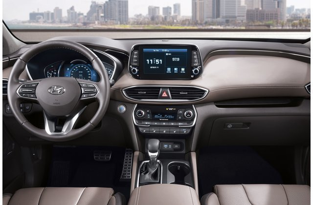So sánh Hyundai Santa Fe và Hyundai Tucson 2020