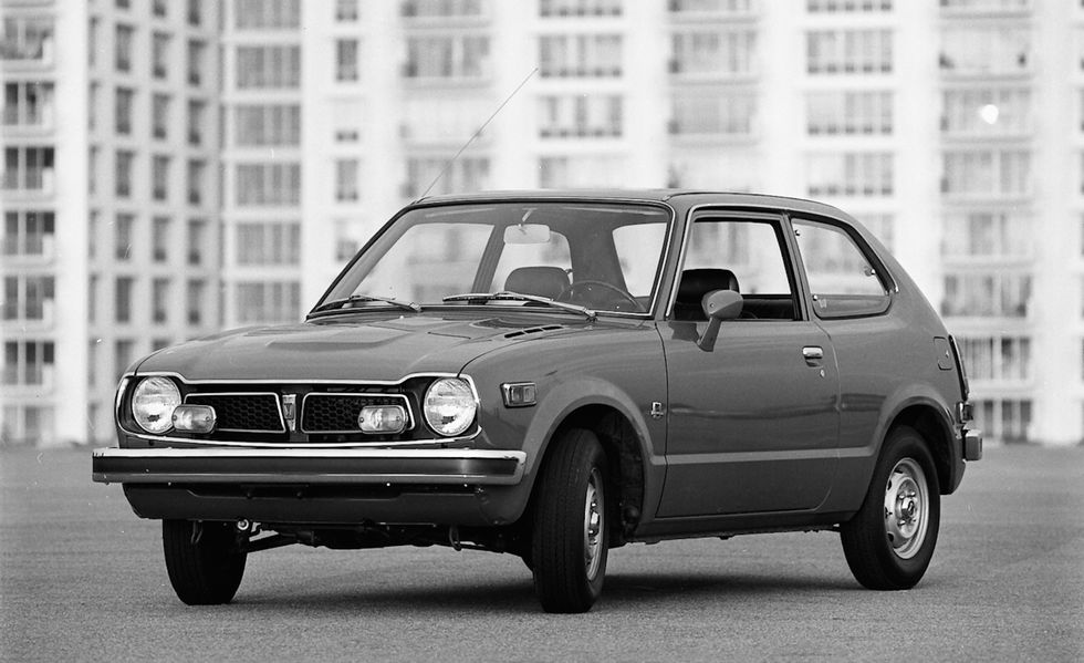 Honda Civic 1973