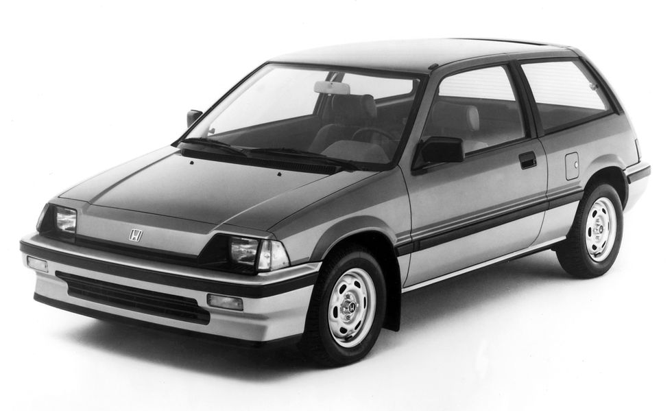 Honda civic thế hệ 3