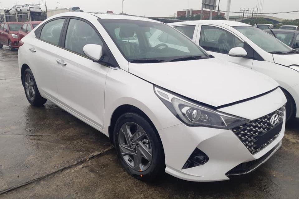 Hyundai Accent 2021 lộ diện trước ngày ra mắt tại Việt Nam, kịp chạy đua ưu đãi phí trước bạ