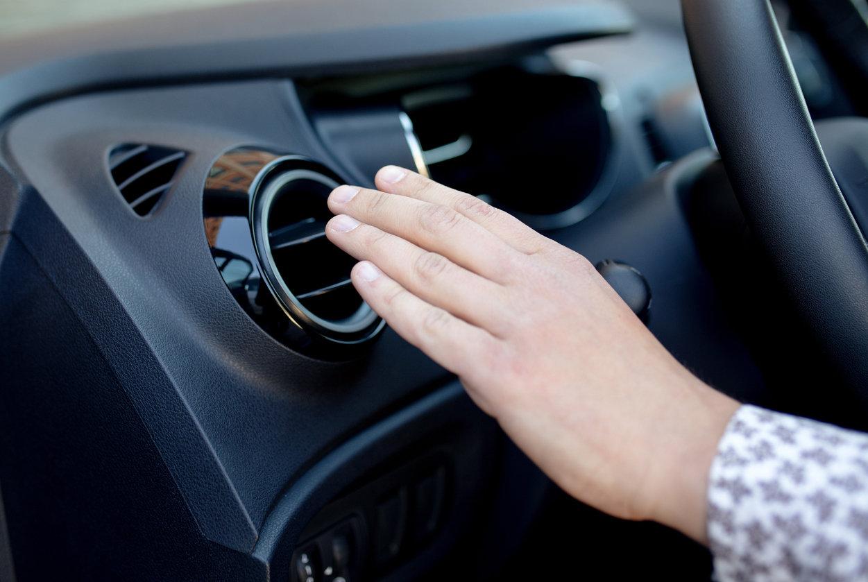 tìm hiểu về điều hòa trên xe ô tô