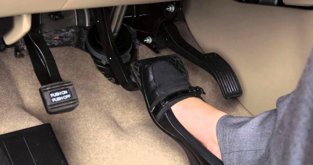 phanh chân